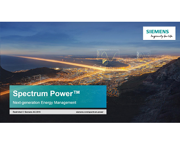 Land Transport Applications - Siemens Spectrum Power™