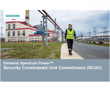 Security Constrained Unit Commitment